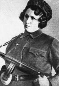 Валентина Ивановна Сафронова